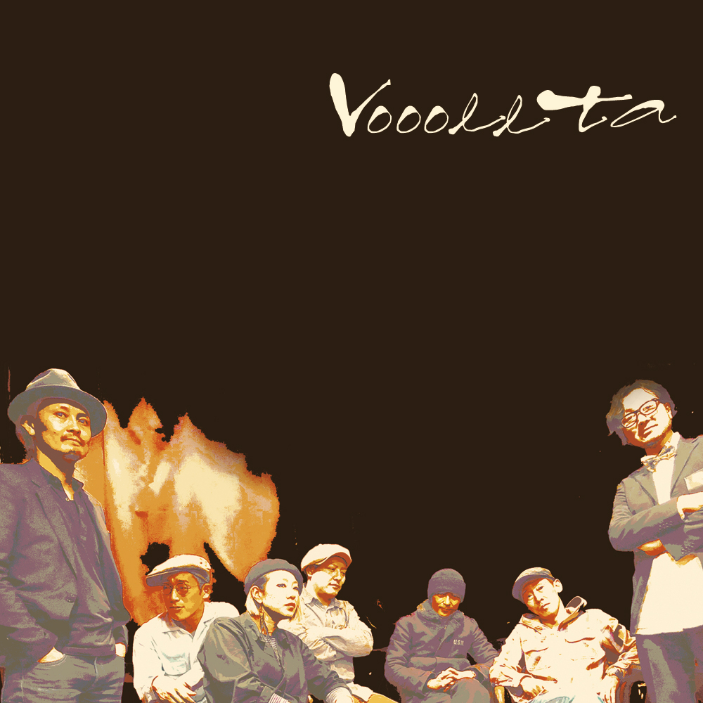 """Vooollta First CD"" available now!!"